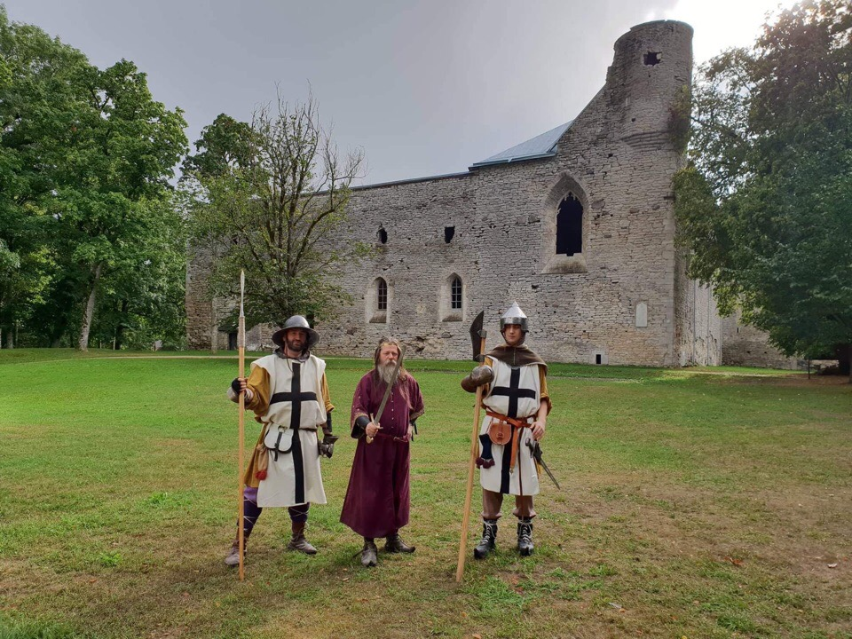 Регистрация Brüder der Ritterschaft Christi von Livland MTÜ