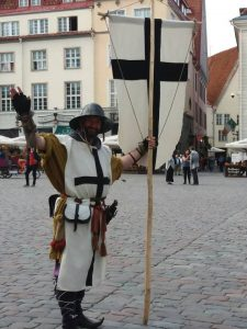 Таллин: Городской Стражник