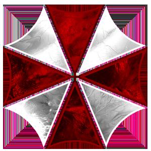 umbrella.dobro.ee: Косплей в Старом городе Таллине: Umbrella Corp.