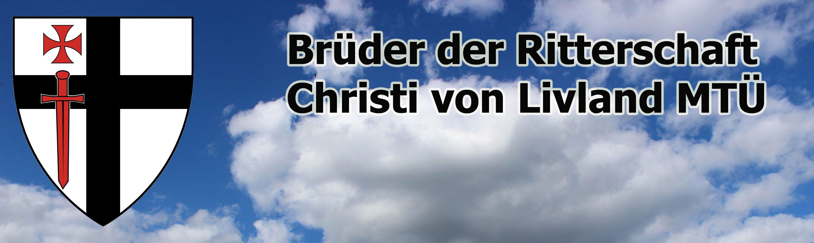 Brüder der Ritterschaft Christi von Livland